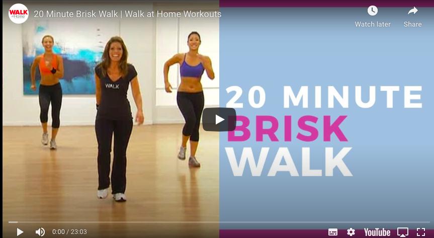 Walk at Home Workouts