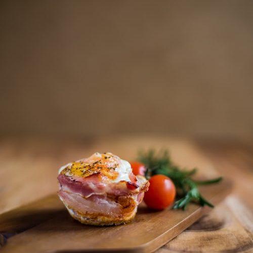 A great little Breakfast idea following WLS