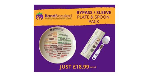 Plate and Spoon Pack